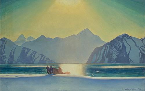 Рокуэлл Кент картины