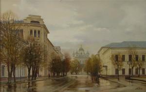 Выставка Пивень Елены и Аркадия в Ярославле
