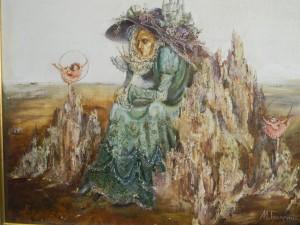 Майя и Сергей Гусарины выставка в Ярославле