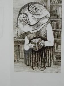 Выставка Елены Дворниковой в Ярославле