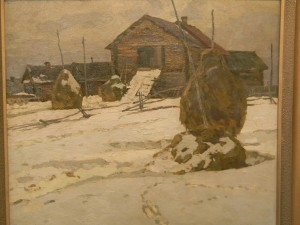 Юрий Иванович Семенюк - выставка в Ярославле