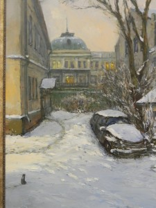 Александр Кравцов выставка к 50-летию