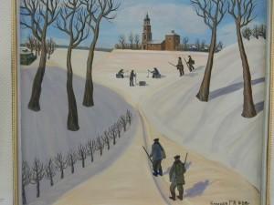 Пленэр по всей России: Выставка ярославских и костромских художников в Ярославле