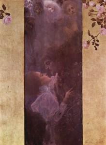 Климт Густав-Любовь