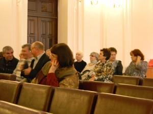 День пожилого человека в ЯрГУ имени Демидова