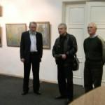Юбилейная выставка ярославского художника Варначева