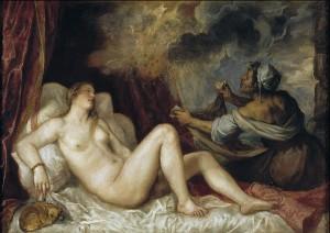 Выставка Тициана в Пушкинском музее