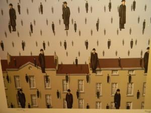 Рене Магритт. Вероломство образов - выставка в Ярославле