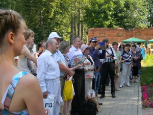 46 Всероссийский некрасовский праздник поэзии в Карабихе