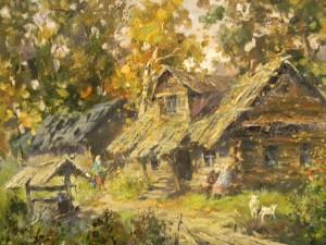 Выставки работ художников Ярославской области к 80 летию Союза Художников