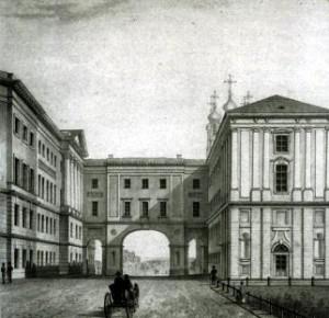 открытие Императорского Царскосельского лицея - 19 октября 1811года