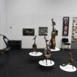 Чудеса в выставочном зале на Максимова 15