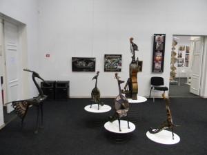 Выставка Михаила Бекетова