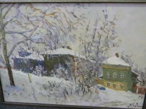 Выставки к юбилеям Петр Чахотин Надежда Лаврова Виктор Решитов Михаил Савицкий