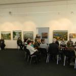 Персональная выставка художника В. Литвинова «От Парижа до Берлюкова»