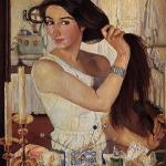 Пленительный талант Зинаиды Серебряковой