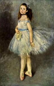 Ренуар - Танцовщица