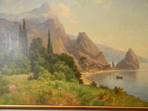 Выставка в Ярославле Море Солнце Крым
