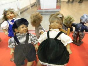 Выставка кукол в Ярославском музее-заповеднике