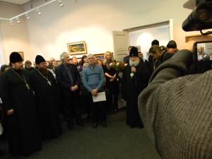 выставка  художника Василия Шиханова