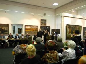 Выставки в Ярославле: Юбилейная выставка Юрия Жаркова