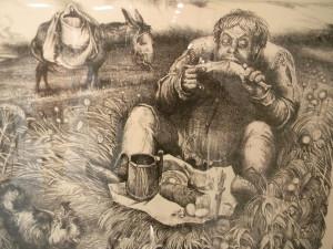 Персональная выставка работ художника Валерия Цаплина