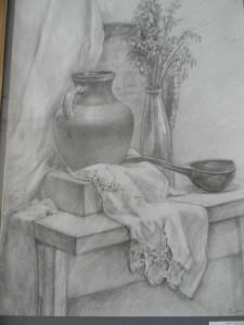 Выставка работ студентов Ярославского художественного училища