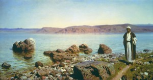 Поленов - На Тивериадском (Генисаретском) озере
