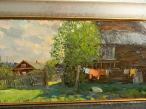 Выставка работ художников Ярославской области