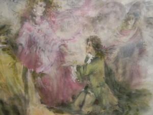 Выставка картин женщин художниц Ярославской области