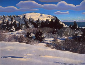 Maine-Headland-Winter