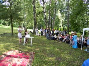47 Всероссийский некрасовский праздник поэзии в Карабихе