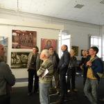 Выставка работ художников-монументалистов из Санкт-Петербурга