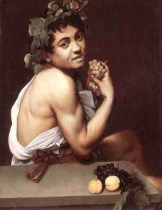 Картины итальянского художника Караваджо