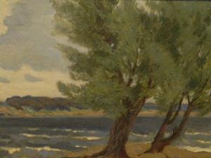 Выставка работ Александра Шиндыкова к 100-летию со дня рождения