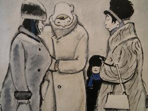 Выставка картин Фальк Машков Каневский Лаков Шугрин Сойфертис