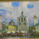 Юбилейная выставка Александра Горячева