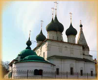 Выставка Храмы Ярославии и лики Богоматери