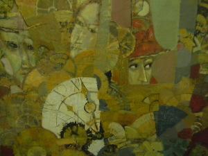 Выставка картин художника Владимира Горячева
