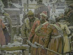 Выставка картин художника Вячеслава Серебрякова