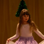 Новогодняя сказка школы восточных танцев «Амира»