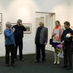 Персональная выставка художника Михаила Кораблева