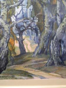 Наркис Флоринский выставка картин