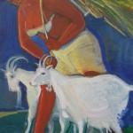 Выставка Елены Мухиной «Радость бытия»