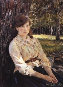 portret simonovich