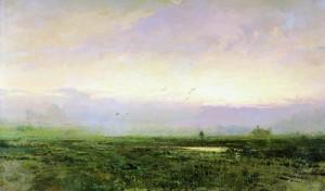 Русский живописец  пейзажист Федор Васильев