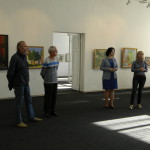 «Три Спаса» — выставка картин художников Ярославской области