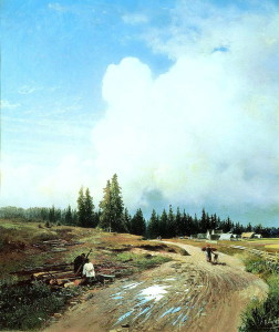 Fedor_Vasilyev_After_thunderstorm_1868