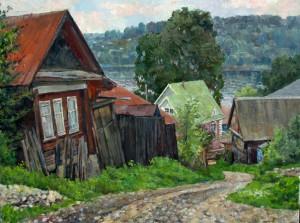 Андрей Федоров Плес