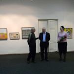 Юбилейная выставка художника  Владимира Золотайкина